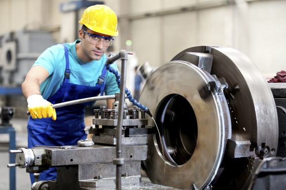Manutenção industrial civil