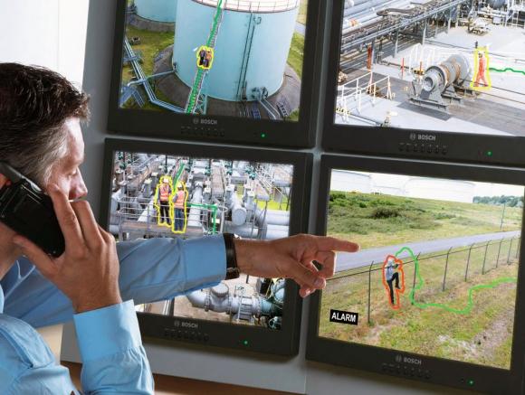 Sistemas de Vigilância e CFTV